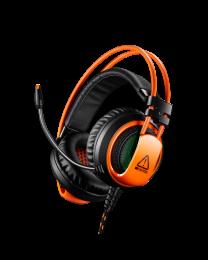 Canyon CND-SGHS5 Gejmerske slušalice sa mikrofonom privućiće i one najprobirljivije kupce. Futuristički dizajnom koji se svakom dopada.