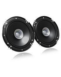 JVC CS-J610X Auto zvučnici, dual cone zvučnici za automobile, maksimalne ulazne snage 300W, nominalne snage 30w RMS, veličine 16cm.