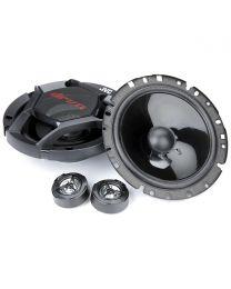 JVC CS-DR1700C Auto zvučnici, 2 sistemski komponentni zvučnici za automobile, maksimalne ulazne snage 360W, nominalne snage 55W.