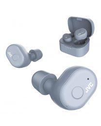 JVC HA-A10THU Bluetooth bežične slušalice sa ugrađenom baterijom koja omogućava i do 14 sati uživanja u omiljenoj muzici.