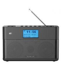 Kenwood CR-ST50DAB-B Radio Radio tjuner sa DAB+, FM tjunerom i Bluetooth-om, priljučkom za slušalice i AUX ulaz za povezivanje analognih izvora.