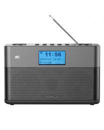 Kenwood CR-ST50DAB-H Radio Radio tjuner sa DAB+, FM tjunerom i Bluetooth-om, priljučkom za slušalice i AUX ulaz za povezivanje analognih izvora.