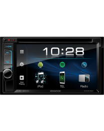 "Kenwood DDX-4018BT Multimedia player sa 6.2"" ekranom osetljivim na dodir, sa podrškom za CD, USB, DVD, iPod / iPhone i Ugrađenom Bluetooth jedinicom."