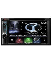 """Kenwood DNX-317BTS Auto navigacija sa 6.2"""" ekranom osetljivim na dodir, sa podrškom za USB, SD cart, iPod / iPhone i Ugrađenom Bluetooth jedinicom."""