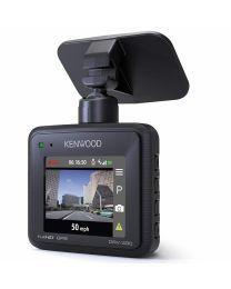 Kenwood DRV-330 Kamera za automobil, prednja kompaktna HD kamera, sa G sensor i integrisanim GPS-om, koja omoćava snimanje u Full HD rezoluciji.