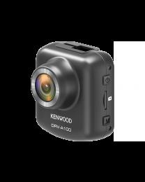 """Kenwood DRV-A100 Kamera za automobil sa LCD ekranom od 2"""".  Snima u HD rezoluciji i obezbeđuje dokazni materijal u slučaju udesa."""