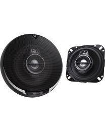 Kenwood KFC-PS1095 Auto zvučnici 3-sistemski zvučnici za automobil maksimalne ulazne snage 220W,  nominalne snage 40w RMS, veličine 10cm.