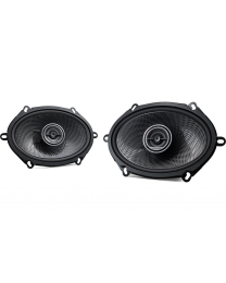 Kenwood KFC-PS5796 Auto zvučnici, elipse, 3-sistemski zvučnici maksimalne ulazne snage 320W, realna muzička snaga 80W RMS.