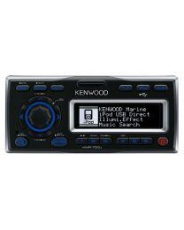 Kenwood KMR-700U Marine radio maksimalne snage 4 x 50 W sa FM sa USB i AUX ulazom.  Vodootporni risiver za korišćenje na plovilima.