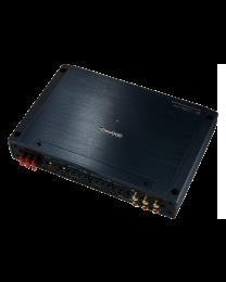 Kenwood X901-5 Auto pojačalo, petokanalno snage 4 x 60W + 400W, iz nove X serije dizajnirane za zvuk visoke rezolucije za autentično iskustvo slušanja.