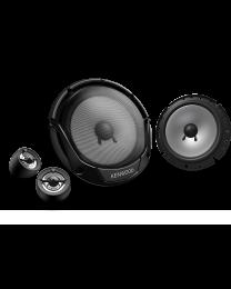 Kenwood KFC-E170P Auto zvučnici, 2-sistemski komponentni zvučnici, maksimalne ulazne snage 300W, nominalne snage 30w , veličine 17cm.