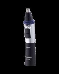 Panasonic ER-GN30-K503 Trimer ze dlačice u nosu i ušima sa tehnologijom dvostruke oštrice za precizno praćenje kontura, obrva, nosnih i ušnih dlačica.