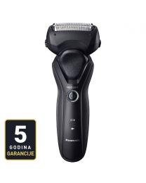 Panasonic ES-RT37-K503 Aparat za brijanje sa sistemom od 3 sečiva od nerđajučeg čelika. Za jednostavnije i prijatnije brijanje, glatku kožu i mekano lice.