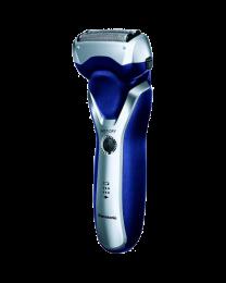 Panasonic ES-RT37-S503 Aparat za brijanje sa sistemom od 3 sečiva od nerđajučeg čelika. Za jednostavnije i prijatnije brijanje, galtku kožu i mekano lice.