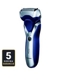 Panasonic ES-RT37-S503 Aparat za brijanje sa sistemom od 3 sečiva od nerđajučeg čelika. Za jednostavnije i prijatnije brijanje, glatku kožu i mekano lice.