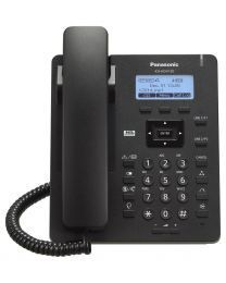 Panasonic KX-HDV130NE-B SIP telefon sa 2 SIP naloga 2.3 inča  LCD ekranom sa pozadinskim osvetljenjem,  500 unosa u imenik, podrškom za konferencijske veze...