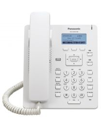 Panasonic KX-HDV130X SIP telefon sa 2 SIP naloga, 2.3 inča grafičkim LCD ekranom rezolucije 132x64 px sa pozadinskim osvetljenjem, imenikom do 500 unosa...