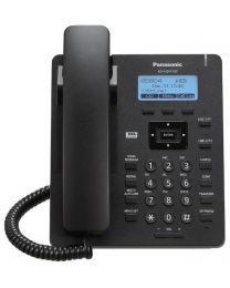 Panasonic KX-HDV130XB SIP telefon sa 2 SIP naloga, 2.3 inča grafičkim LCD ekranom rezolucije 132x64 px sa pozadinskim osvetljenjem, imenikom do 500 unosa...