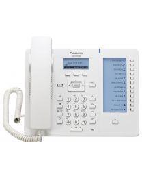 """Panasonic KX-HDV230NE SIP telefon sa 6 SIP naloga, 2.3"""" osvetljeni ekranom, visokom definicija glasa G.722 (HD Voice) i 500 unosa u telefonski imenik."""