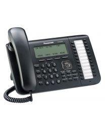Panasonic KX-NT546X-B Sistemski telefon sa 6-rednim ekranom sa pozadinskim osvetljenjem, 24 slobodna funkcijska tastera jos puno korisnih funkcija.