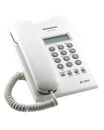 Panasonic KX-T7703X Žični telefon sa LCD ekranom u dva reda identifikacijom dolaznih poziva - Caller ID i Redial funkcijom.