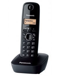 Panasonic KX-TG1611FXH Bežični telefon sa osvetljenim displejem i površinom otpornom na otiske prstiju, identifikacijom poziva, memorija 50 brojeva, redial.