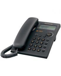 Panasonic KX-TSC11MXB Žični telefon sa LCD ekranom u tri reda i satom, identifikacijom poziva, Redial listom za 20 brojeva i imenikom od 50 brojeva.