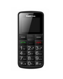 "PANASONIC KX-TU110EXB Mobilni telefon za starije 1.77"" ekranom, SOS tasterom, LED svetlom, velikim osvetljenim tasterima za lako rukovanje itd."