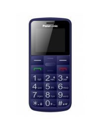 "PANASONIC KX-TU110EXC Mobilni telefon za starije 1.77"" ekranom, SOS tasterom, LED svetlom, velikim osvetljenim tasterima za lako rukovanje itd."