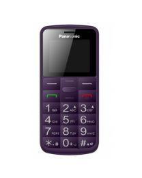 "PANASONIC KX-TU110EXV Mobilni telefon za starije 1.77"" ekranom, SOS tasterom, LED svetlom, velikim osvetljenim tasterima za lako rukovanje itd."