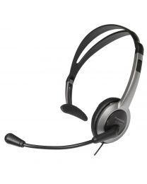 Panasonic RP-TCA430E-S Slušalice dizajnirane za korišćenje sa bilo kojim bežičnim telefonom koji poseduje standardni 2.5 mm priključak.