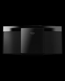 Panasonic SC-HC200EG-K Mikro linija snage 20W sa radio FM tjunerom i opcijom strimovanja muzike putem Bluetooth-a. Pružiće vam istinsko uživanje u mizici.
