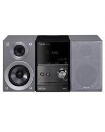 Panasonic SC-PM600EG-S Mini linija sa CD-om, FM tjunerom i opcijom Bluetooth povezivanja sa vašim uređajem. Uživajte u omiljnoj muzici.