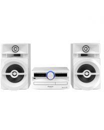 Panasonic SC-UX100E-W Mini linija CD, MP3, Bluetooth®, NFCTM i USB. Doživite istinsko i jedinstveno audio iskustvo i osetite razliku