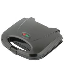 R-TECH 81054 Sendvič toster snage 750W sa nelepljivom podlogom, sistemom za zaključavanje i hladnom drškom. Napravite sendviče kao profesionalac.