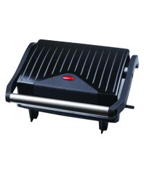 R-TECH 81105 Grill toster snage 750W sa nelepljivom podlogom, sistemom za zaključavanje i hladnom drškom. Napravite sendviče kao profesionalac.