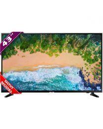 Samsung UE43RU7022KXXH 4K UHD Televizor sa ekranom od 43 inča da uživate u filmovima, fotografijama ili muzici sa extrenog HHD-a ili USB.