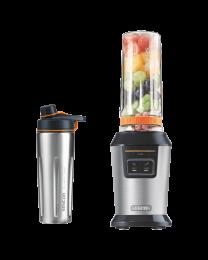 Sencor SBL 7500SS Automatski smoothie maker snage: 800W za pravljenje koktela, seckanje voća i povrća sa dve specijlano dizajnirane boce.