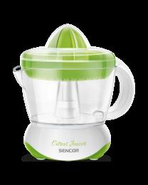 Sencor SCJ 1051GR Cediljka za citruse pogodno za pripremanje svežih sokova od citrusa (soka od pomorandže ili limuna za čaj, itd.