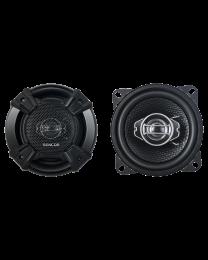 Sencor SCS BX1002 Auto Zvučnici, dvosistemski sa suspenzijom sa gumenom membranom, maksimalne snage 60W, nominalne realne snage 20W.
