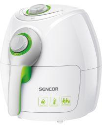 Sencor SFR 3220WH Friteza za prženje bez ulja sprema je upotrebu nakon samo 3 minuta. Za zdraviju alternativu pripremanja hrane, sa mnogo manje masnoće.