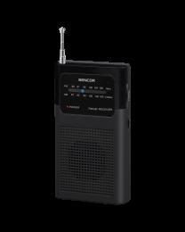Sencor SRD 1100 B Tranzistor kompaktan i lak za rukovanje, možete ga poneti sa sobom na putovanje i uživati u svojoj omiljenoj muzici.