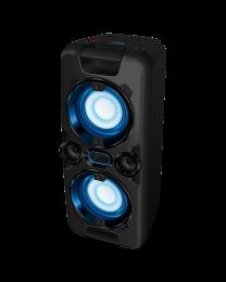 Sencor SSS 3800 Karaoke zvučnik za mala ili veća okupljanja koji sa ugrađenom punjivom baterijom može da radi do 10 sati. Neka zabava počne!!!!