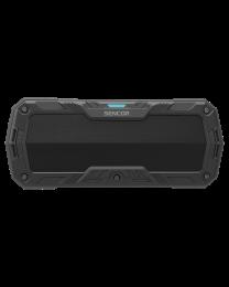 Sencor SSS 1100 Bluetooth portabl zvučnik crni, sa kojim možete uživati u svojoj omiljenoj muzici sa telefona ili tableta pomoću Bluetooth pristupa.