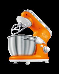 Sencor STM 3623OR Robot mikser za pripremanje testa, kremastih smeša sa posudom od nerđajućeg čelika zapremine 4l, savršeno se uklapa u enterijer kuhinje.
