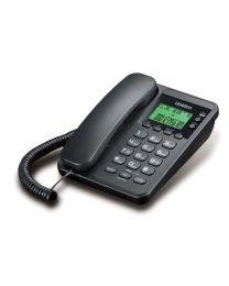 Uniden AS6404B Žični telefon sa identifikacijom poziva, redila i flash funcijama. lako se koristi i ne zauzima puno prostora.