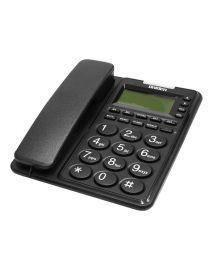 """Uniden CE6409 Žični Telefon sa spikerfonom i displejom u dva reda,velikim tasterima, identifikacijom poziva, dve direktne memorije i funkcijaom """"hands free"""""""