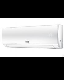 Volt VAC-12CH-T22 Klima uređaj sa kapacitetom hlađenja od 12000 BTU, funkcijama auto restart, No Frost, Turbo režimom i skriveni displejem.
