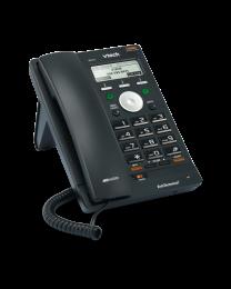 VTech VSP715 SIP Telefon sa 2 SIP naloga, LCD displejem, interfonom i još puno opcija koje omogućavaju kompanijama da lakše komuniciraju i sarađuju.