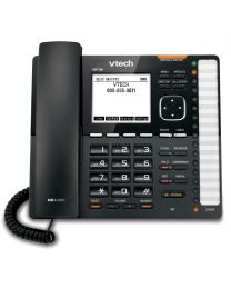 VTech VSP736 SIP Telefon sa 6 SIP liniija i 32 programabilna tastera i još puno opcija koje omogućavaju kompanijama da lakše komuniciraju i sarađuju.
